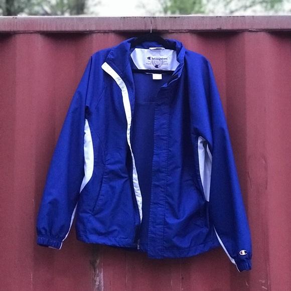 Vintage True Blue Champion Bomber (DeadStock item)